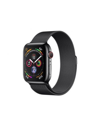Apple Watch Series 4 Stainless Steel Case