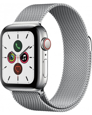 Apple Watch Series 5 Stainless Steel Case