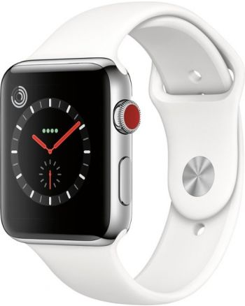 Apple Watch Series 3 Stainless Steel Case